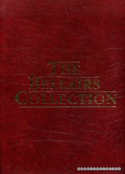 Image for The Bellairs Collection
