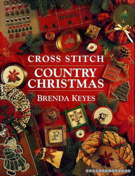 Image for Cross Stitch Country Christmas