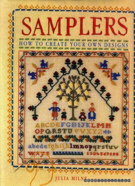 Image for Samplers How to create your own designs