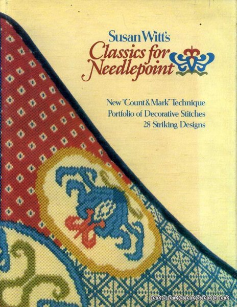 Image for Susan Witt's Classics for Needlepoint.