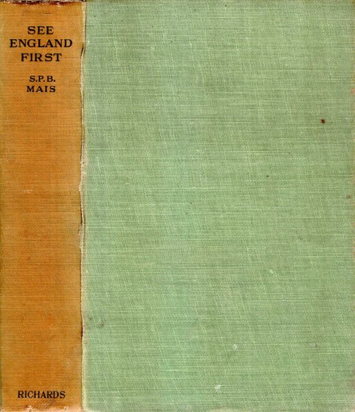 Image for See England First