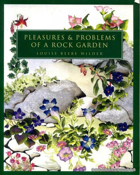 Image for Pleasures and Problems of a Rock Garden