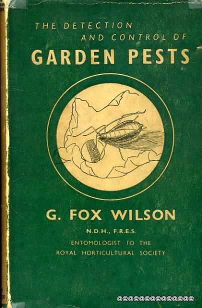 Image for The Detection and Control of Garden Pests