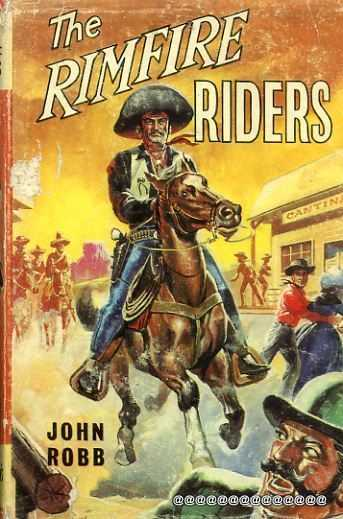 Image for The Rimfire Riders