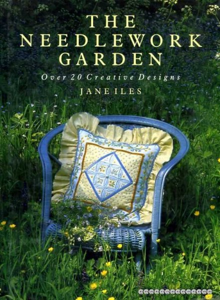 Image for The Needlework Garden over 20 creative designs