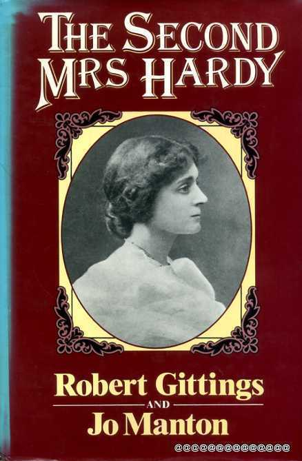 Image for The Second Mrs Hardy
