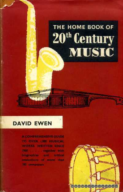Image for The Home Book of 20the Century Music