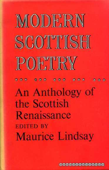 Image for Modern Scottish Poetry an anthology of the Scottish Renaissance