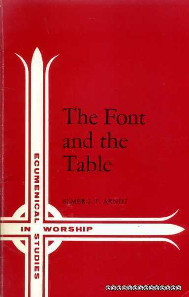 Image for The Font and the Bible