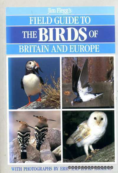Image for Jim Flegg's Field Guide to the Birds of Britain and Europe