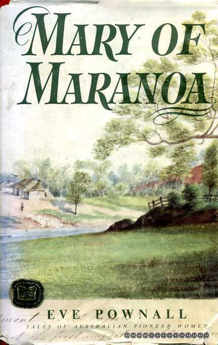 Image for Mary of Maranoa : Tales of Australian Pioneer Women