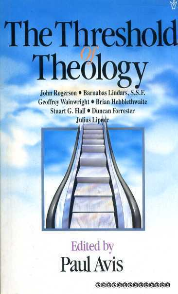 Image for The Threshold of Theology