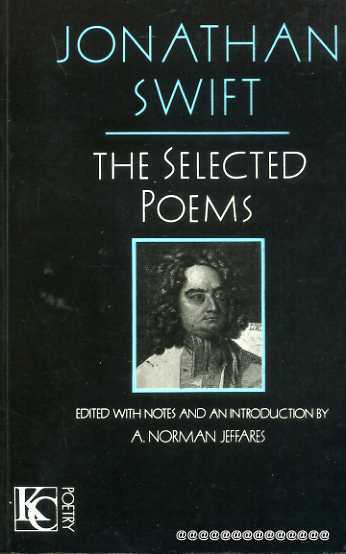 Image for The Selected Poems of Jonathan Swift