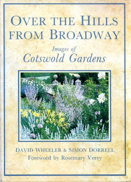 Image for OVER THE HILLS FROM BROADWAY images of Cotswold Gardens