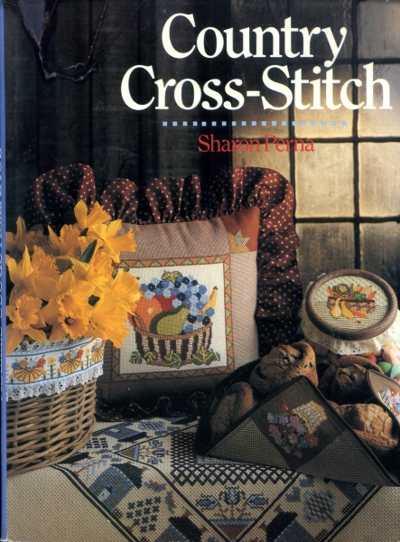 Image for Country Cross-Stitch
