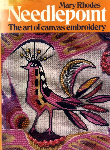 Image for Needlepoint the art of canvas embroidery