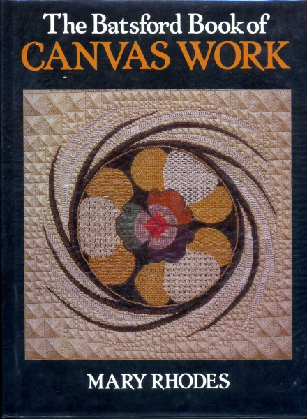 Image for The Batsford Book of Canvas Work