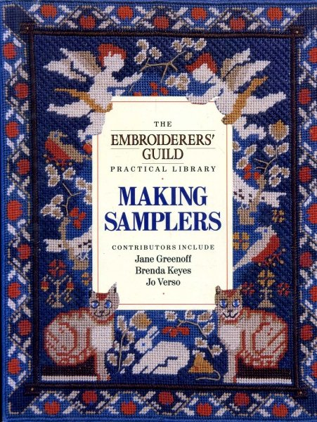 Image for Making Samplers : The Embroiderer's Guild Practical Library