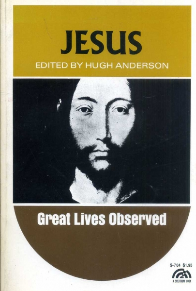 Image for GREAT LIVES OBSERVED, JESUS