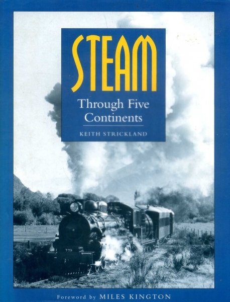 Image for Steam Through Five Continents