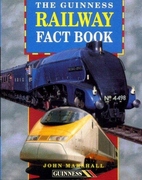 Image for The Guinness Railway Fact Book