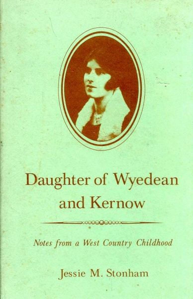 Image for Daughter of Wyedean and Kernow : Notes from a West Country Childhood