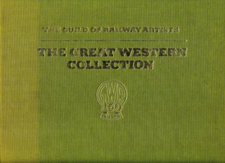 Image for The Guild of Railway Artists - The Great Western Collection