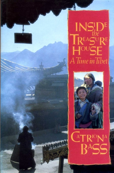 Image for Inside the Treasure House - a time in Tibet