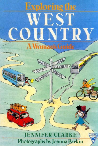 Image for Exploring the West Country - A Woman's Guide