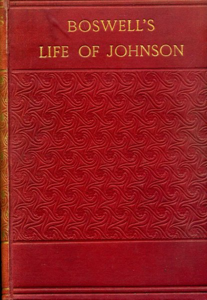 Image for The Life of Samuel Johnson to which is added The Journal of a Tour to the Hebrides