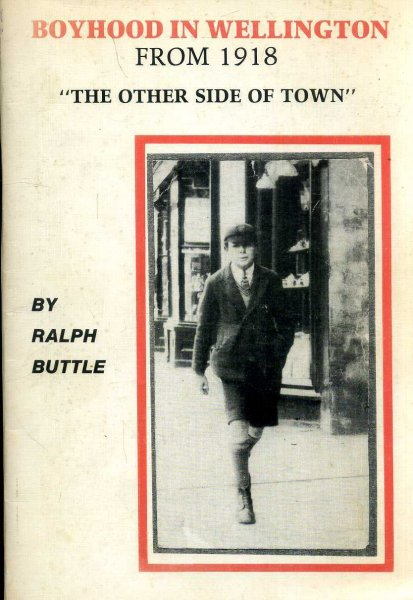 "Image for Boyhood in Wellington from 1918 ""The Other Side of Town"""