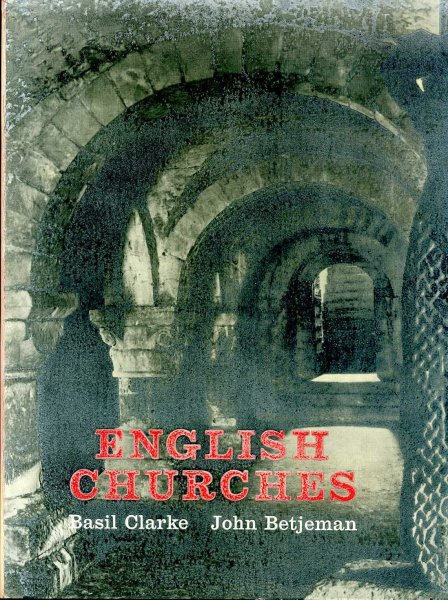 Image for English Churches