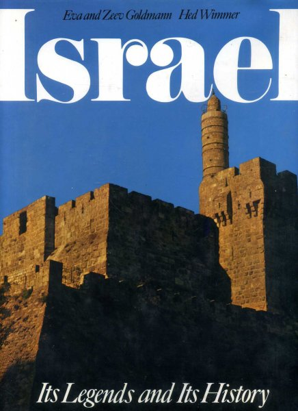 Image for Israel - its legends and its history