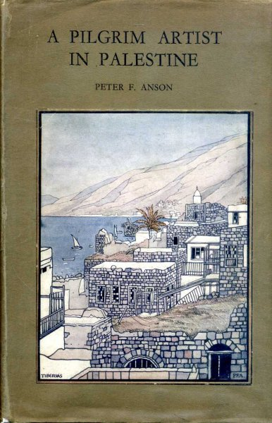 Image for A Pilgrim Artists in Palestine