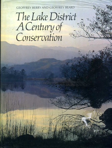 Image for The Lake District, a Century of Conservation