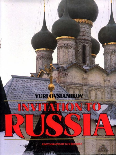 Image for Invitation to Russia