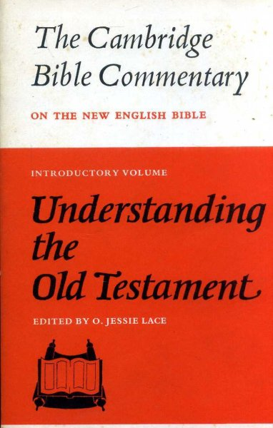 Image for UNDERSTANDING THE OLD TESTAMENT (Cambridge Bible Commentary on the NEB)