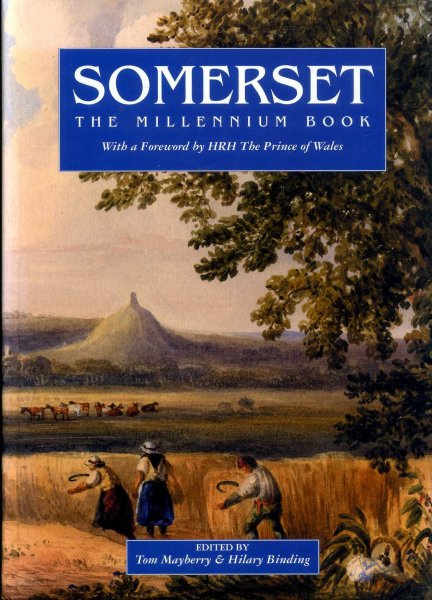 Image for Somerset - the millennium book