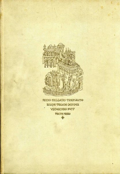 Image for Venezia Nei Secoli La Citta (two volumes)