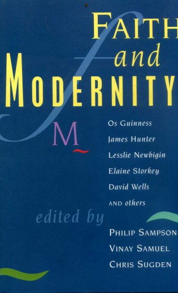 Image for Faith and Modernity