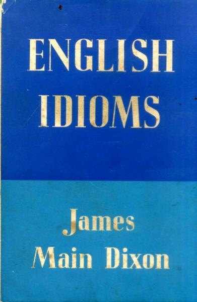 Image for English Idioms
