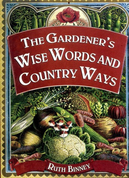 Image for Gardeners Wise Words and Country Ways
