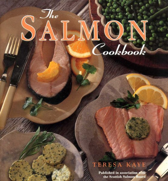 Image for The Salmon Cookbook