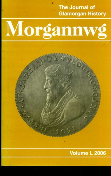 Image for Morgannwg - The Journal of Glamorgan History volume L (50) 2006