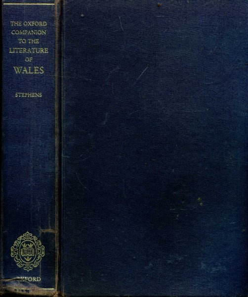 Image for The Oxford Companion to the Literature of Wales