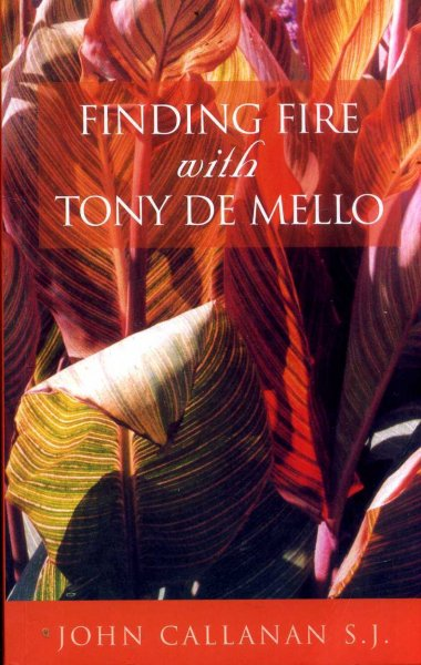 Image for Finding Fire With Tony de Mello