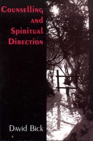 Image for Counselling and Spiritual Direction