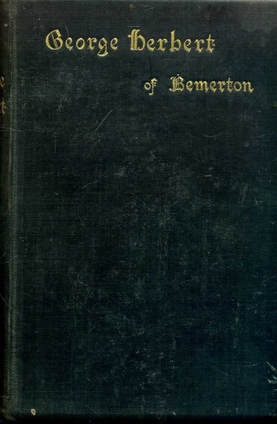 Image for The Life of George Herbert of Bemerton
