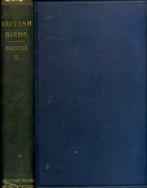 Image for A History of British Birds, volume II, revised and enlarged