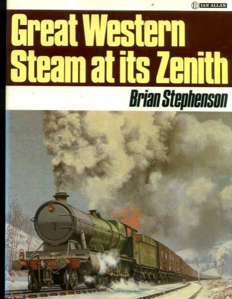 Image for Great Western Steam at Its Zenith